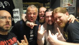 with slovak metal legends