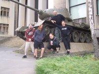 Žižkov tank