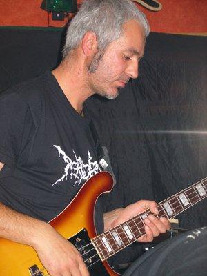 5.Slavo-new bassist